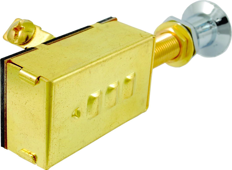 amazon com: attwood three-position off/on/on push/pull switch: automotive