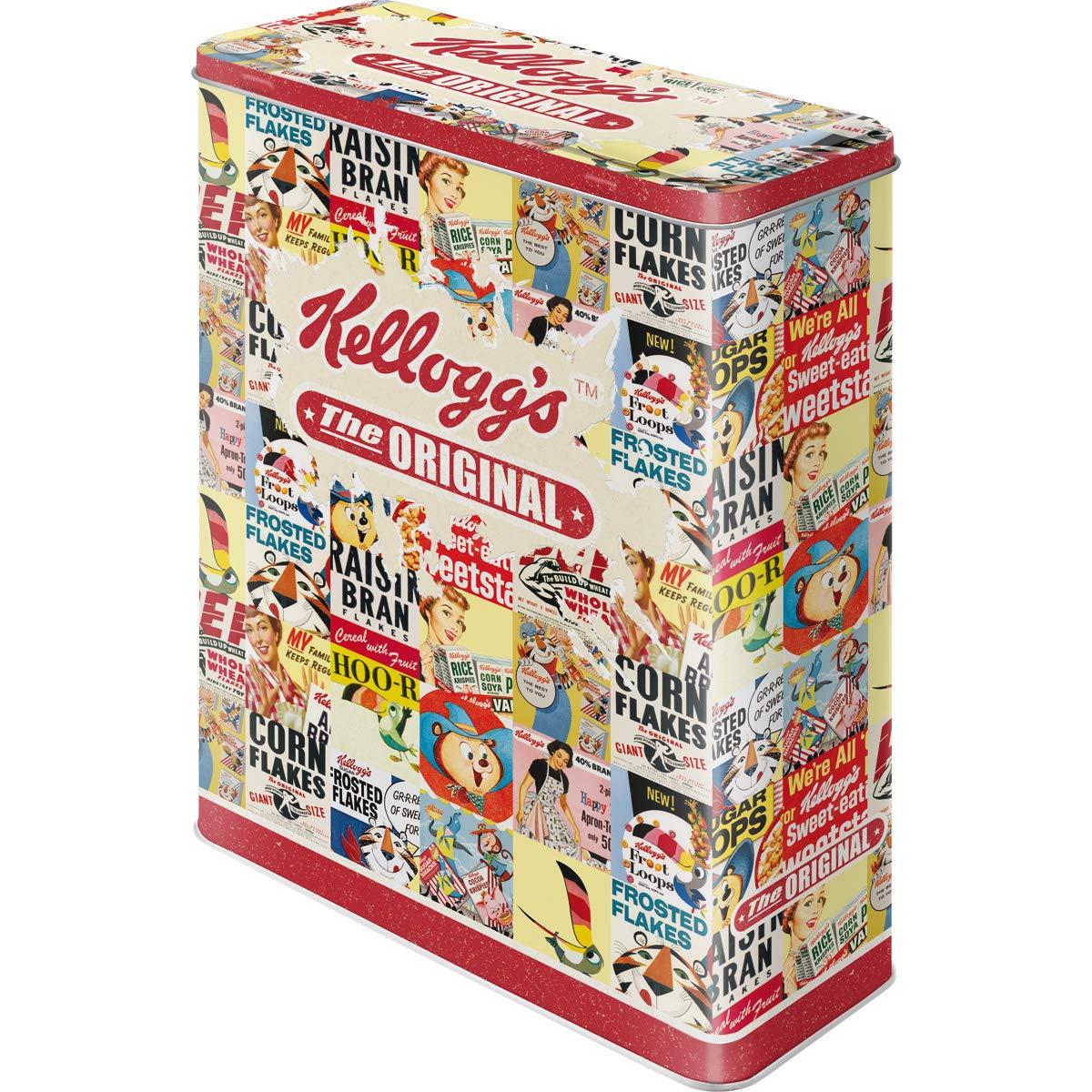 Caja metálica de Estilo Retro para regalar a hombres en San Valentín
