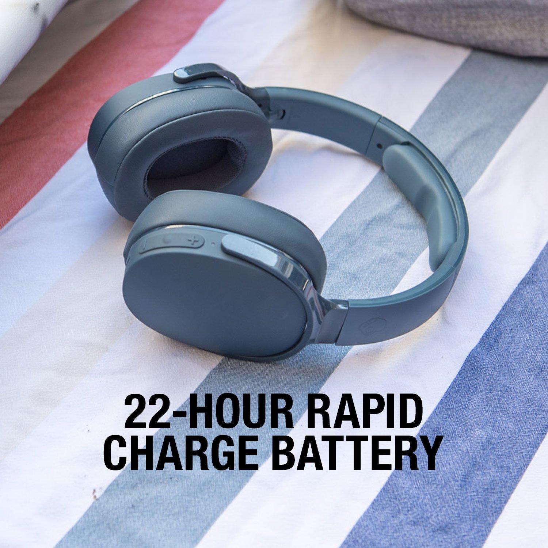 Skullcandy Hesh 3 Bluetooth Wireless Over-Ear Headphones with ...