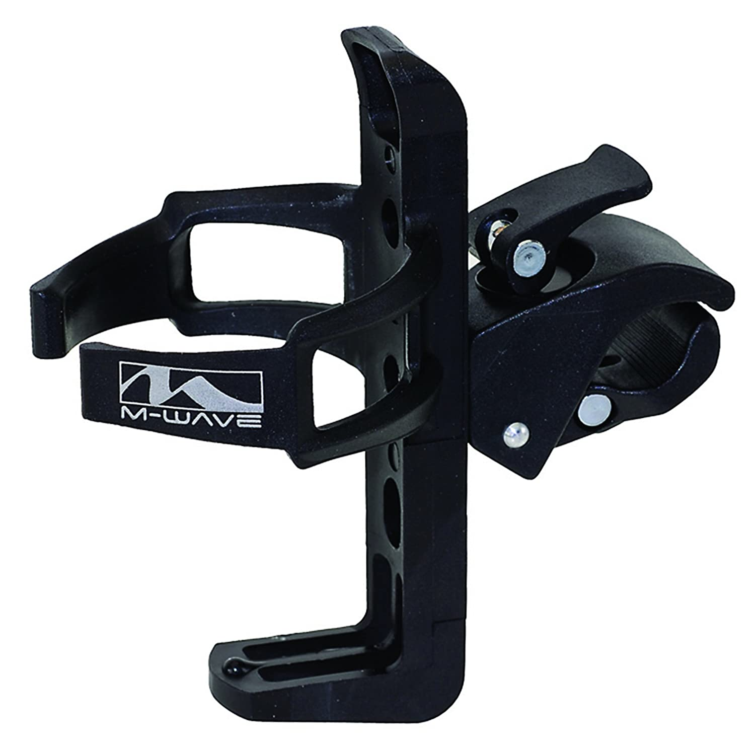 M-Wave Quick Release /& Universal Mount Water Bottle Cage