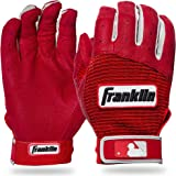 Franklin Sports Adult MLB Pro Classic Batting Gloves
