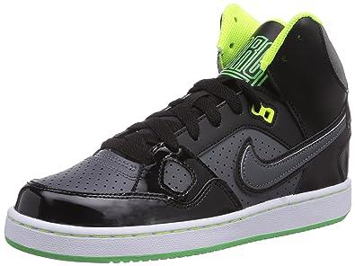 Of Grey Son Force Volt Nike MidBaskets Noirblackdark Garçon xBedrCo