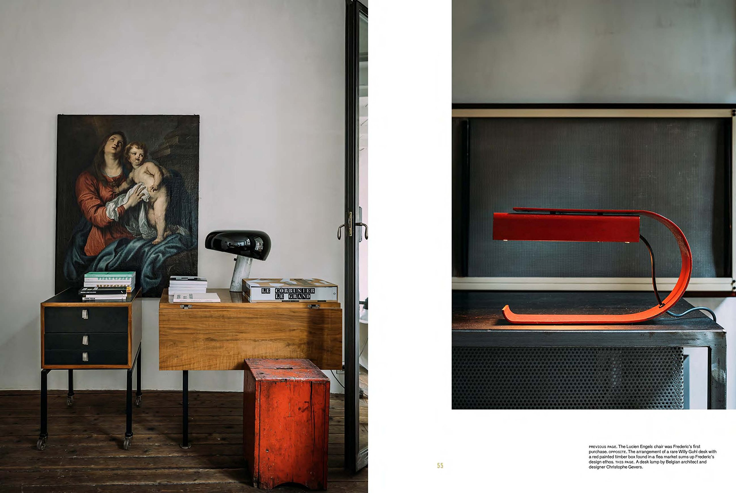 The Alchemy of Things: Interiors shaped by curious minds