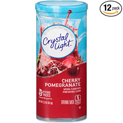 Crystal Light paquetes de jarras: Amazon.com: Grocery ...