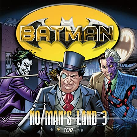 No Mans Land 03-Tod: Batman: Amazon.es: Música