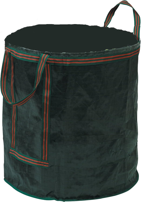 Pro Tip Bag - triple layer base (26 dia x 29 h) - black polypropylene