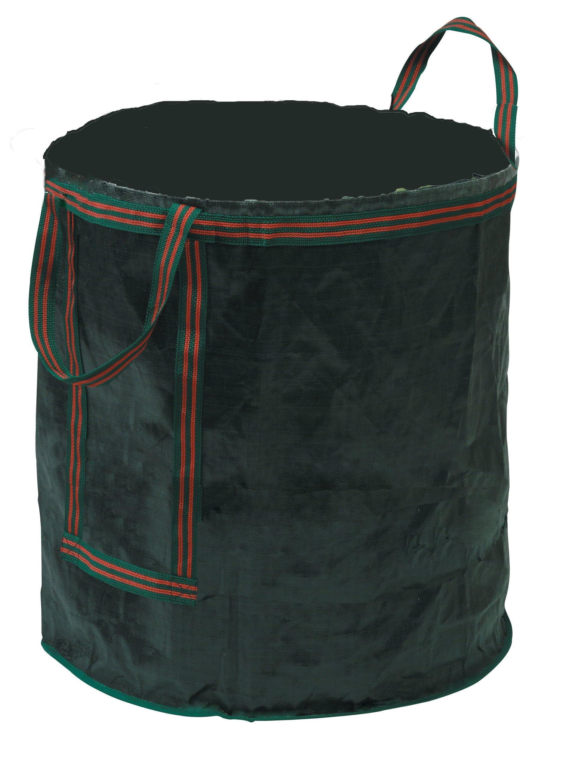 Pro Tip Bag - triple layer base (26 dia x 29 h) - black polypropylene by Bosmere