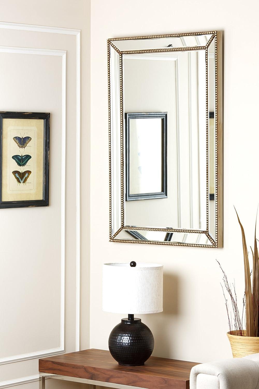 Safavieh Ruthie Gold Butterfly 27-inch Mirror