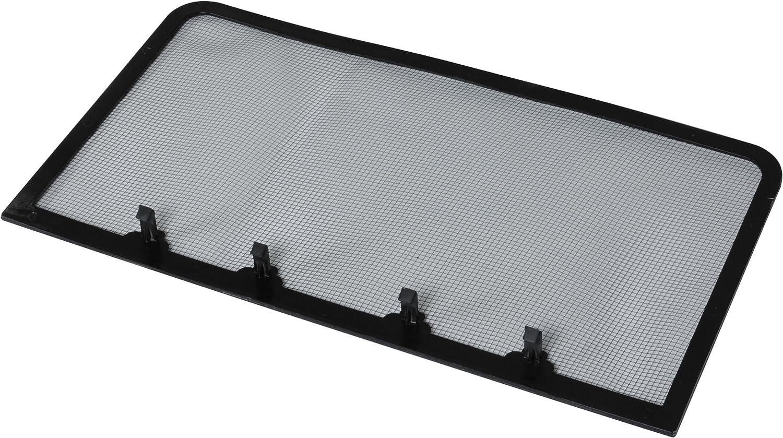 Fan-Tastic Vent U1550BL Ultra Breeze Bug Screen Kit - Black