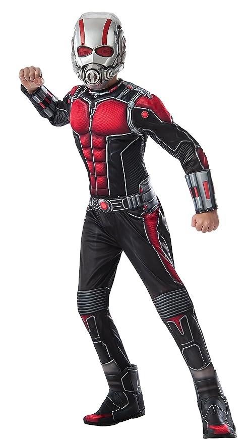 Amazon.com  Ant-Man Deluxe Costume 242ace26f065