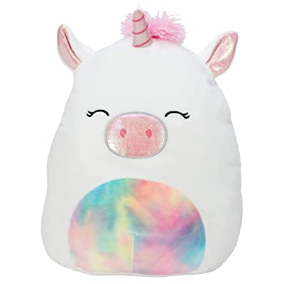 Squishmallow 8 Inch Sofia The Unicorn Stuffed Plush Toy: Toys & Games