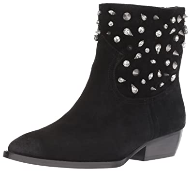 9fcf0d32b Sam Edelman Women s Avril Fashion Boot Black Suede 5 ...