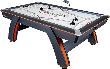ATOMIC - Mesa de Hockey con Contorno, Funciona con Aire, con ...