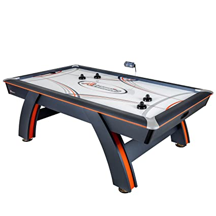 Atomic 7 5 Contour Air Powered Hockey Table With Scorelinx Mobile App Technology