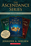 The Ascendance Series Books 1-3: (The False Prince, The Runaway King, The Shadow Throne)