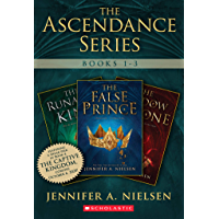 The Ascendance Series Books 1-3: Book 1 of the Ascendance Trilogy