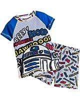 Star Wars R2-D2 PJ PALS Pajamas Short Set for Boys - Star Wars