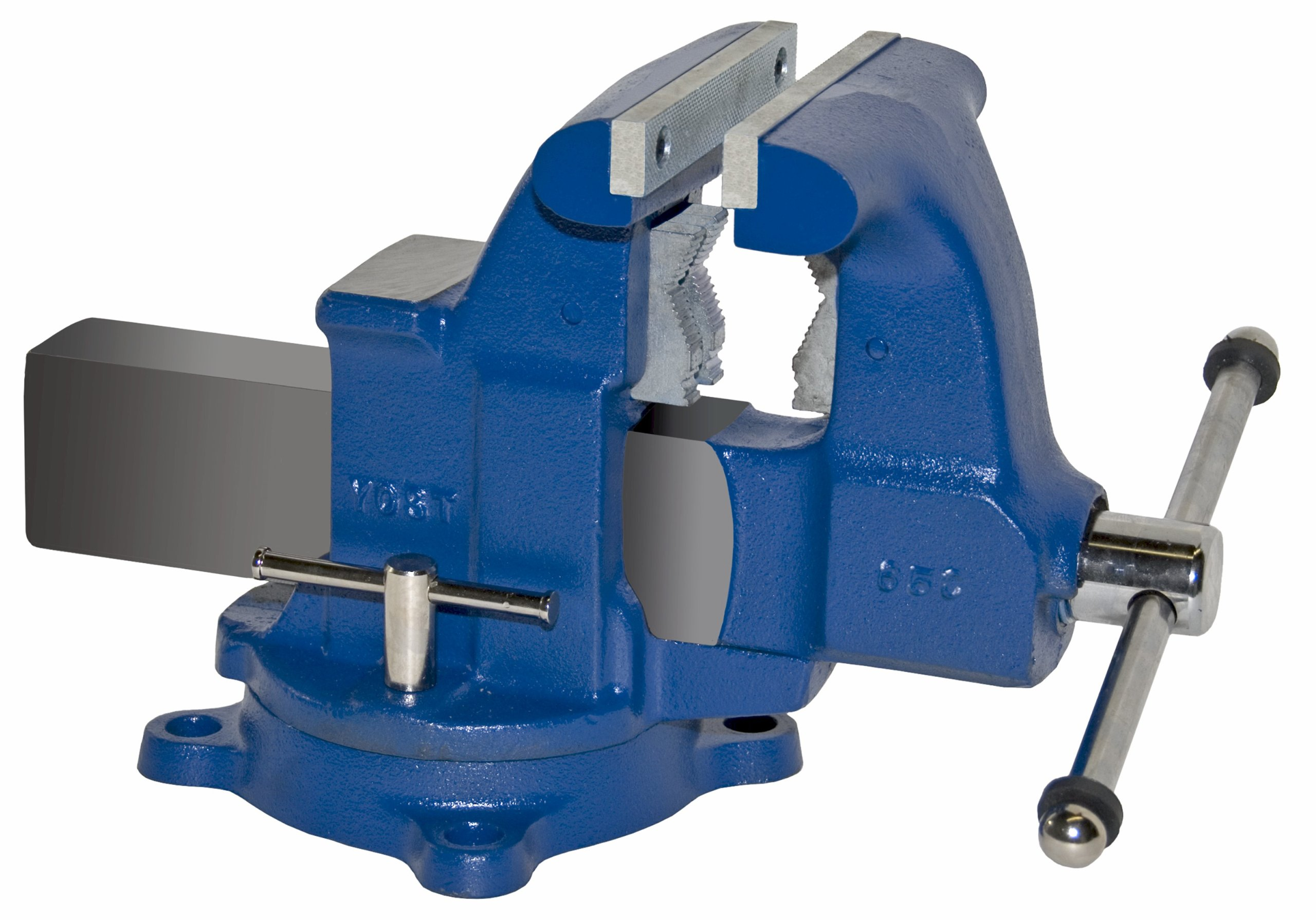 Yost Vises 65C 6.5'' Tradesman Series Industrial Grade  Bench Vise Made in USA