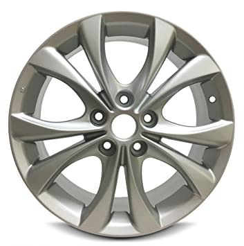 Amazon Com Mazda 3 17 Inch 5 Lug 10 Spoke Alloy Rim 17x7 5 114 3