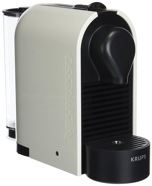 Krups YY1301 Nespresso U - Cafetera con 16 Cápsulas, color ...
