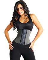 #1 BEST Waist Trainer on Amazon - Hourglass Fashion Corset Weight Loss Cincher