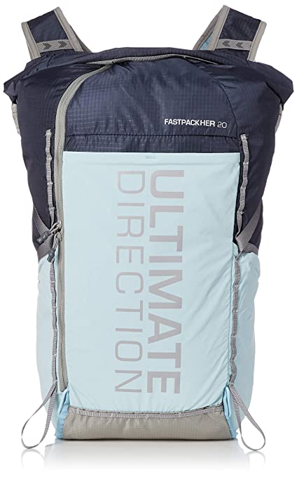 7d3fe94124 Ultimate Direction Women's FastpackHER 20 Backpack, Twilight, X-Small/Small