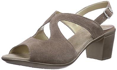 02460565d1303b Scholl Jocelyn Taupe, Escarpins Femme: Amazon.fr: Chaussures et Sacs