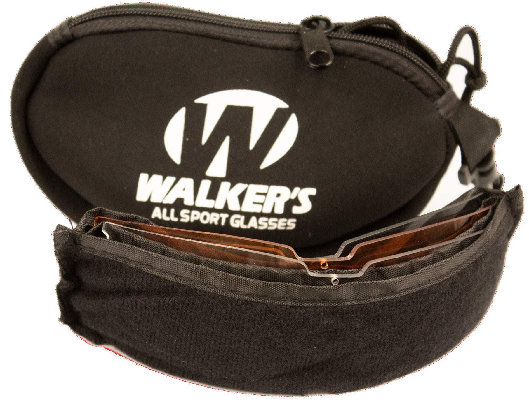 Walker's Sport Glasses with Interchangeable Lens by Walker's Game Ear