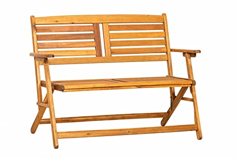 Stupendous Royalcraft 2 Seater Atlantic Folding Bench Andrewgaddart Wooden Chair Designs For Living Room Andrewgaddartcom