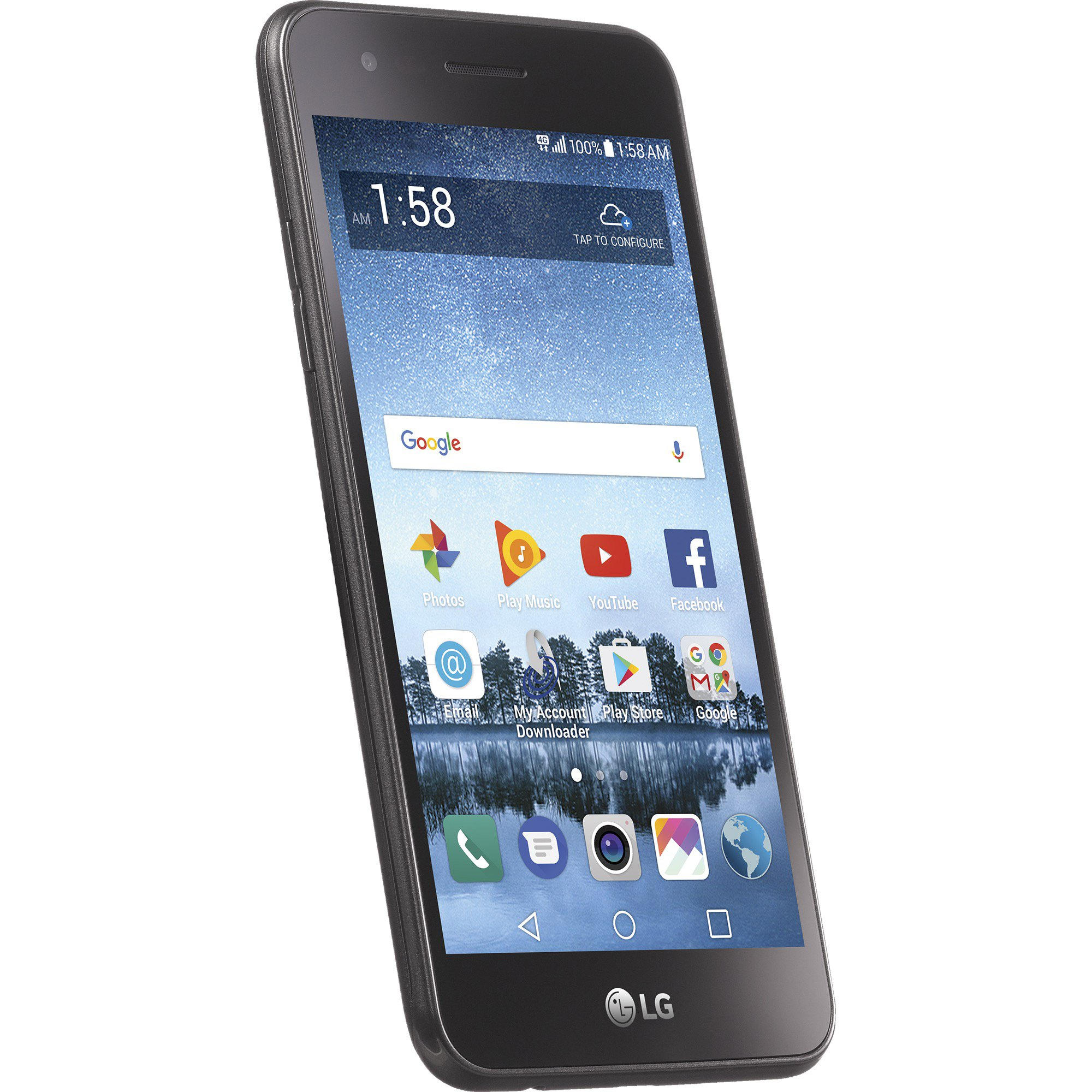 Simple Mobile LG Rebel 3 4G LTE Prepaid Smartphone by Simple Mobile (Image #2)