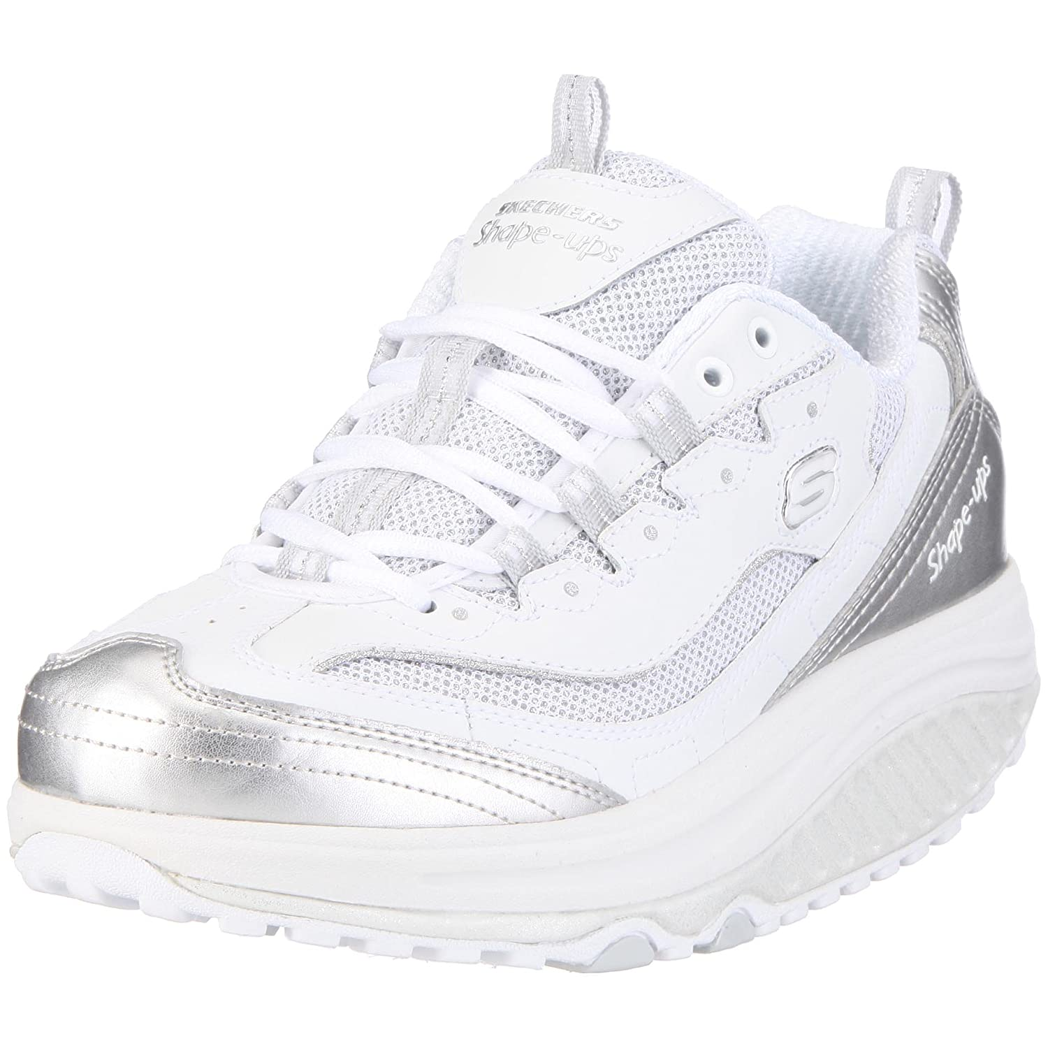 Skechers Women's Shape Ups Rockin Out Fashion Sneaker