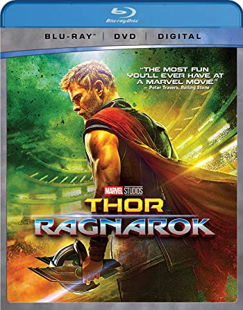 Thor: Ragnarok 2017 720p BluRay Dual Audio In Hindi English