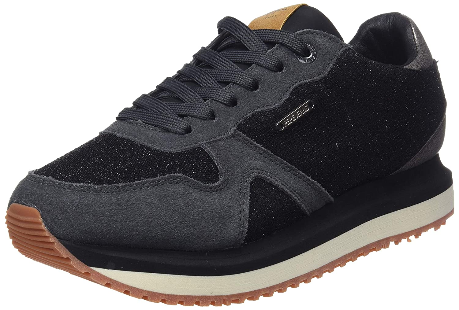 Pepe Jeans Zion Lux, Zapatillas para Mujer