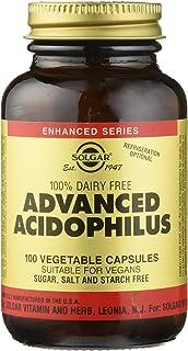 Solgar Acidophilus Plus Avanzado Cápsulas vegetales - Envase ...
