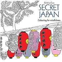 Secret Japan: Colouring for mindful