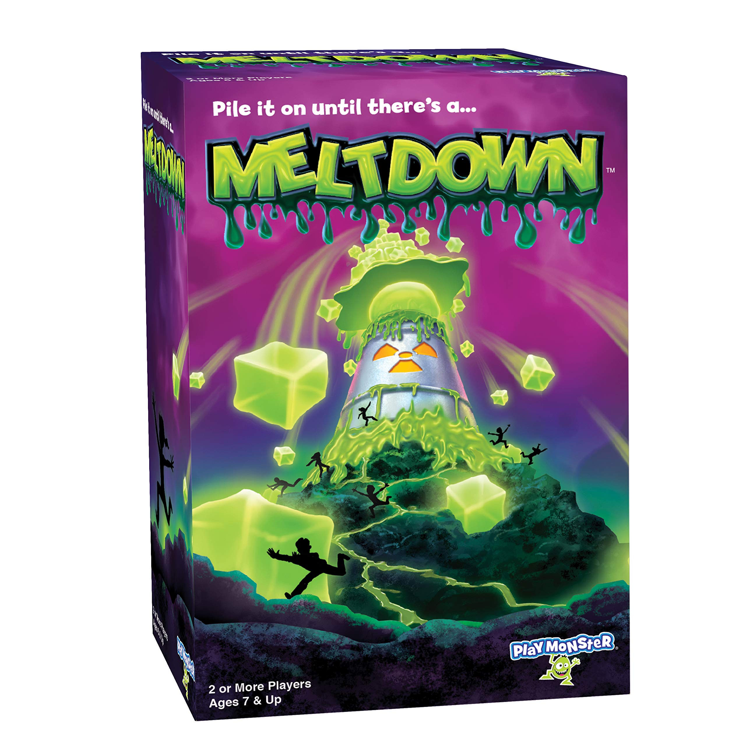 PlayMonster Meltdown Game -- Pile It On Until There's A...Meltdown! by PlayMonster