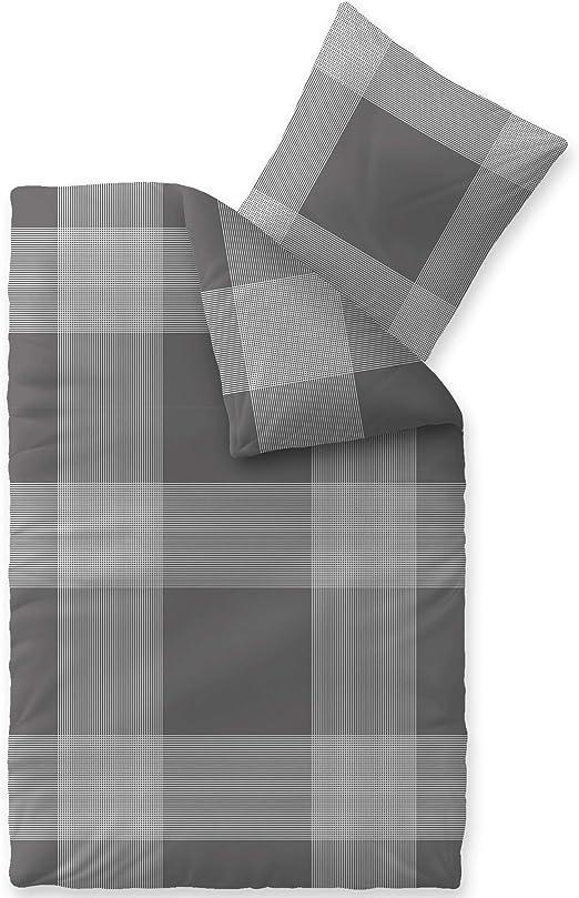 CelinaTex - Juego de cama de franela de algodón, diseño de cuadros ...