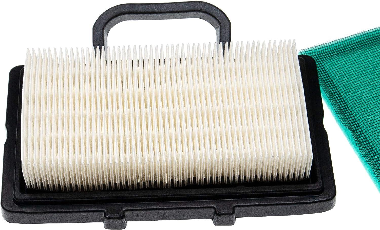 Vhbw Filterset 1x Luftfilter 1x Vorfilter Passend Für Briggs Stratton Intek V Twin Serie Mit 18 27 Ps Motoren Motor Für Rasentraktor Baumarkt