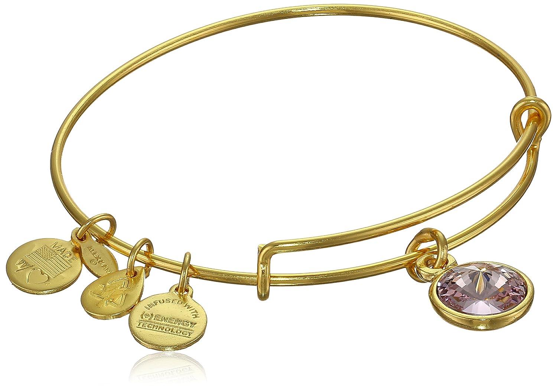 Alex Ani Imitation Birthstone Bracelet Image 1
