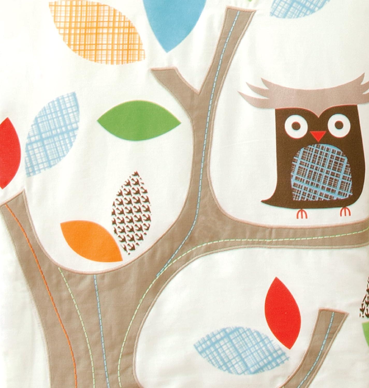 Owl baby bedding - Amazon Com Skip Hop Baby Treetop Friends Crib Bedding Set Multi Skiphop Bumper Baby