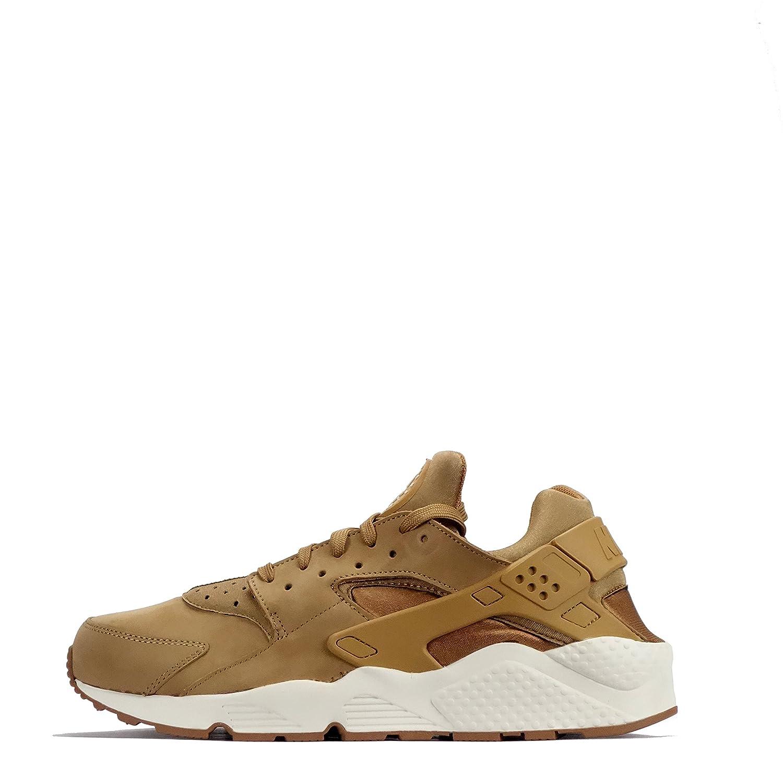 0bda93db9e0f2 Amazon.com  Nike Air Huarache 318429 202 Flax Sail-Gum Brown (12)  Sports    Outdoors