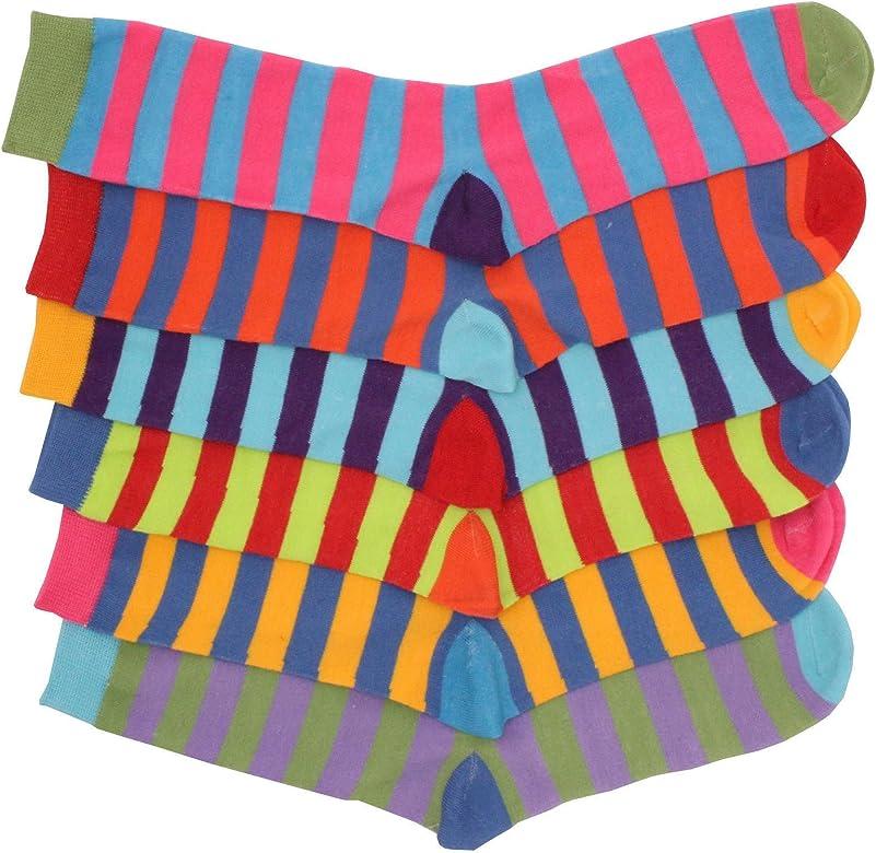 BOYS 5 pair FUNKY HEEL TOE DESIGN SOCKS IDEA SCHOOL WEAR COTTON RICH ALL SIZES