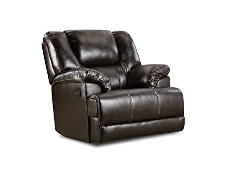 Stupendous Simmons Upholstery 50451Br 16 Bingo Brown Swivel Glider Recliner Ocoug Best Dining Table And Chair Ideas Images Ocougorg