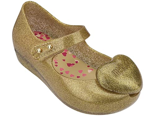283508d3d984 Mini Melissa Ultragirl Heart Me Glitter  Amazon.co.uk  Shoes   Bags