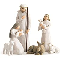Willow Tree Nativity Set, None, 6 Piece Nativity