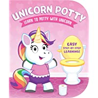 Unicorn Potty: Learn to Potty with Unicorn-With Easy-to-Follow Step-by-Step Instructions, make Potty Training Joyful and…