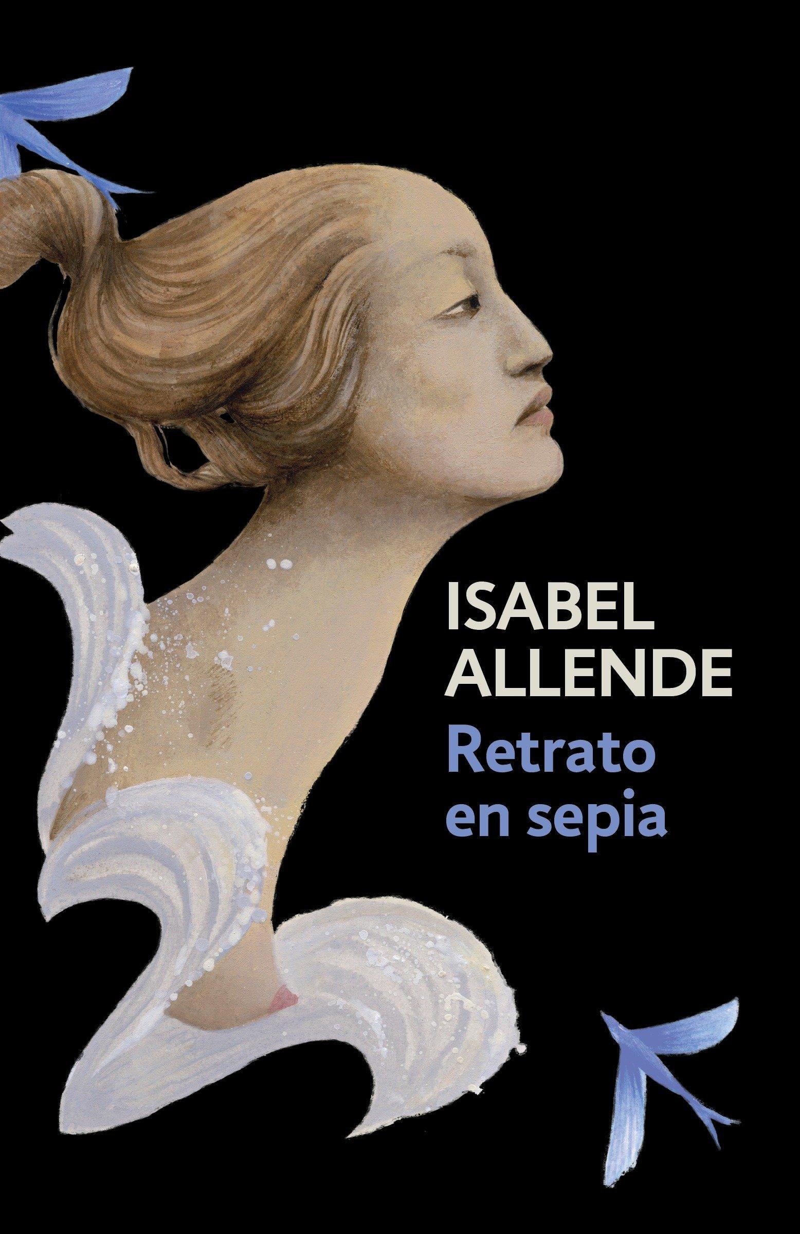 Retrato en sepia: Portrait in Sepia - Spanish-language Edition