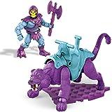 Mega Construx Skeletor Y Panthor Juego de Construcción de 29 Piezas para niños de 8 años en adelante