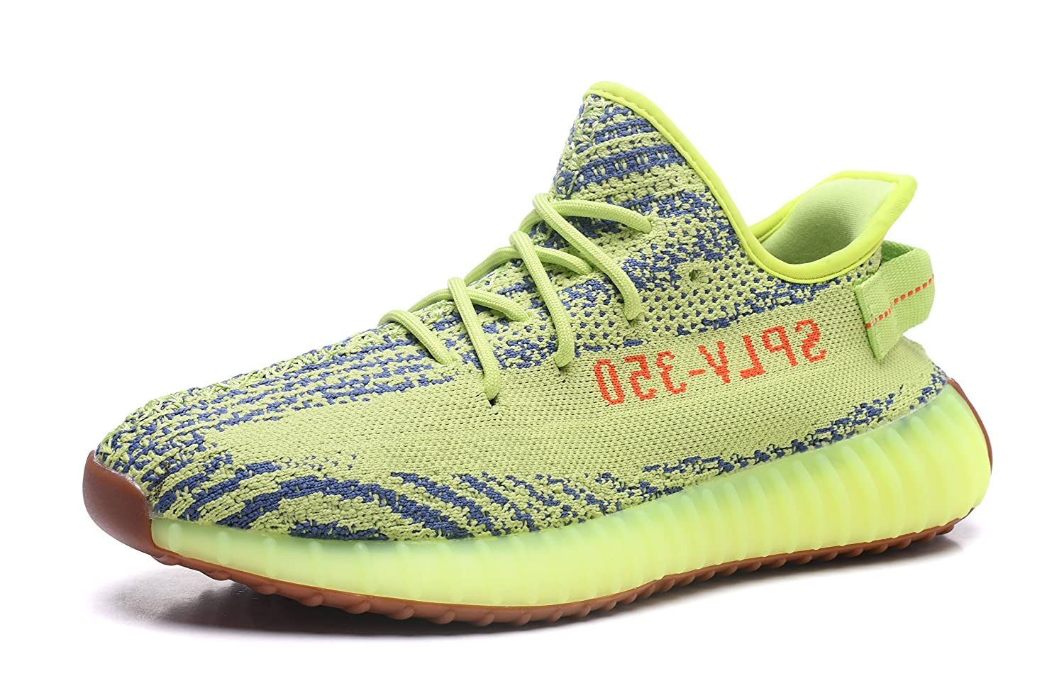 Mlle.Losian Unisex Outdoor Running Shoes Athletic Walking Shoes Breathable Sports Shoes for Women/Men B07FN8YB58 Men US 8 41 1/3 EU|Yellow