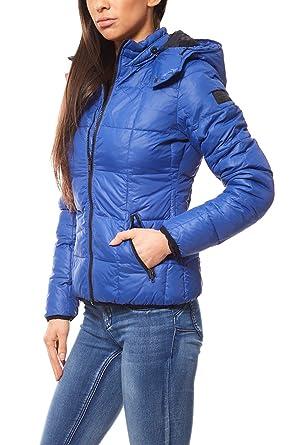 Puffer Outdoor Jacket Winter Jacke Damen Lee DIW2YE9H